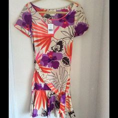 NWT Beautiful Silk Kate Spade Dress New with tags and never worn. In perfect condition. Please feel free to comment with questions kate spade Dresses