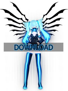 Anime Fnaf, Anime Art, Vocaloid, My Wife And Kids, Anime Dress, Yandere Simulator, Mmd Dl, Anime Outfits, Anime Style