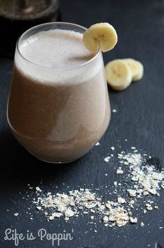 Healthy Coffee Banana Smoothie Recipe Final