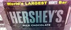 this is amazing. Hershey' s Bar. Hershey Chocolate Bar, Hershey Bar, Candy, Classic, Amazing, Derby, Candles, Classical Music, Candy Bars