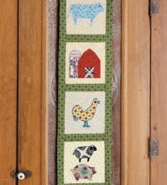 Barnyard Patchwork Sewing Project | Quilting Pattern | Sewing Crafts — Country Woman Magazine