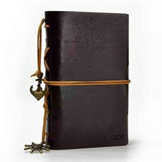 ZLYC Vintage String Mediterranean Style Anchor Loose-leaf Handmade Refillable PU Leather Journal Diary Notepad Notebook Dark Coffee ZLYC http://www.amazon.com/dp/B00M3O11D6/ref=cm_sw_r_pi_dp_H9P3vb0AJTB7G