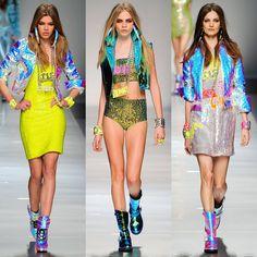 Hologram fashion