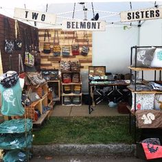 Two Belmont Sisters Artsfest 2015