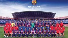 Jugadores - FC Barcelona #futbolbarcelona