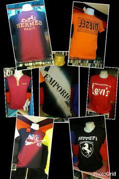 Jualan tshirt baru berjenama #guess #adidas #emporio #ferrari #calvinklein #diesel #hermes #paris #levis #fredperry #dkxk #nike  #lacoste Runcit rm55 sehelai Agent rm 45 sehelai Borong rm40  Size s.m.l.xl Whtasapp saya utk belian : 0134269210 Wechat id : blackriwayat