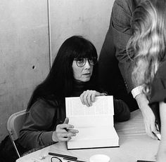 anne rice (old school)