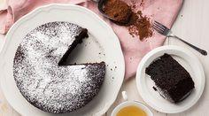 Σοκολατένιο κέικ ολικής