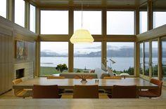 ON THE BEACH: Oregon Coast Beach House by Boora Architects. 6/29/2012 via @Freshome