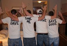 cute shirts for bachelor party
