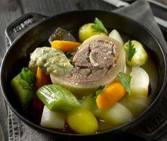 Tête de veau blanche, sauce gribiche | Sud Ouest Gourmand – Le magazine des saveurs d'ici