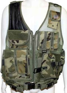 Special Offers - Airsoft Tactical Vest w/ Gun Holster WC - In stock & Free Shipping. You can save more money! Check It (May 13 2016 at 09:19PM) >> http://airsoftgunusa.net/airsoft-tactical-vest-w-gun-holster-wc/