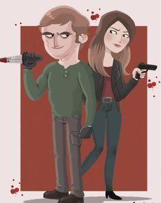 Debra and Dexter