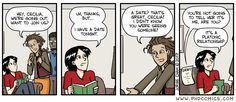 PhD Comics: The date