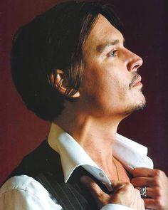 Johnny Depp *thud*