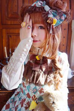 ロリータ(ロリータ) | Echo Mimi - WorldCosplay