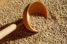 La quinua es una proteína completa que contiene los ocho aminoácidos esenciales. Es ligera y esponjosa en la textura, pero tie...