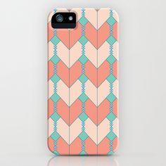 Geometric1 iPhone & iPod Case by dua2por3 - $35.00