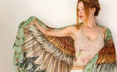 wingscarf by Roza Khamitova