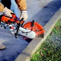 It's so cool to see these saws go to work on concrete. I've been on jobs where we had to use these quite a bit and each time was so fun. The fact that we have technology like this is so cool and I can't wait to see how it changes in the upcoming years.