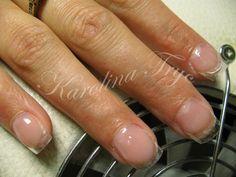 ***NAIL ART *** ACRYLIC *** UV GEL NAILS EXTENSION&OVERLAYS***CRYSTAL NAILS: NAIL ART STEP BY STEP Acrylic Nails At Home, Acrylic Nail Shapes, Gel Overlay Nails, Gel Nail Extensions, Crystal Nails, Uv Gel Nails, Skin Products, Natural Skin, Overlays