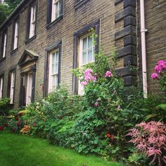 Day Two: A Dose of the Brontes! Bronte Parsonage, Museum Studies, Grand Homes, Historical Costume, I Tattoo, England, Tours, Day, Travel
