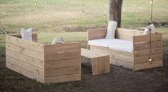 repurposed furniture ideas | Pallet Furniture - Repurposed Ideas For Pallets | RemoveandReplace.com