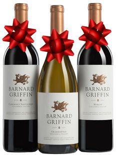 Barnard Griffin Winery Tasting Room Gift idea: Richland, Washington.  #WAwine #Wine #TriCitiesWA #YakimaValley #Travel