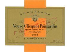 Champagne Clicquot 2002
