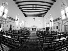 """Inside the Malacca Christ """"Red"""" Church"""