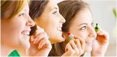 Get premium quality #cosmetics and look #beautiful with #Feel_Unique