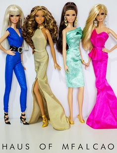 Barbie Red Carpet Collection | Flickr - Photo Sharing!