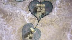 Decoupage  Tutorial Step By Step - Παλαιωση σε ξυλινα αντικειμενα   - Di...