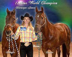Charmayne James.. the ultimate barrel racer,I wanna be just like her.