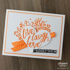 Layering Love Stamp Set by Stampin' Up!