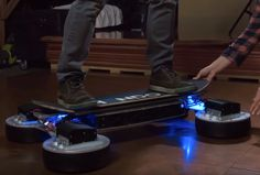 The hoverboards that are being sold right now have a big problem, and we're not just talking about their tendency to explode. You see, the things that are being called hoverboards right now d…