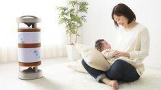 お子様のいる部屋での和風機  お子様は、暑さや寒さの表現が上手ではありません。 そんなお子様を『和風機』の風が柔らかく包みます。 Bean Bag Chair, Furniture, Home Decor, Decoration Home, Room Decor, Beanbag Chair, Home Furnishings, Home Interior Design, Bean Bag