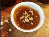 Recipe Salted Caramel & Macadamia Sauce by A Shared Plate - Recipe of category Sauces, dips & spreads