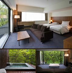 River Terrace Suite | luxury resort hotel japan/arcana izu/japanese onsen