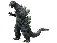 S.H. MonsterArts - Godzilla (1964) Tamashii Exclusive - Godzilla Figures