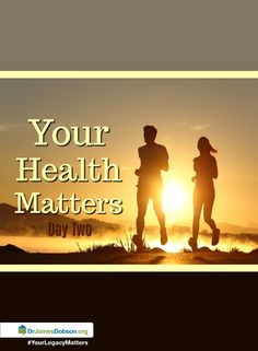 Your Health Matters - 6/27/2017 – Day 2 | The Bible says that our body is a temple, so shouldn't we take care of it? Exercise and eating right are two of the most important things you can do to drastically improve your health. Dr. Dobson explores both old and new ways of maintaining health in biblical and God-honoring ways.