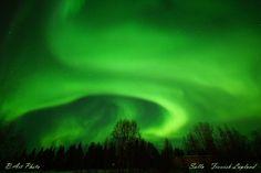Auroras - Salla, Finnish Lapland