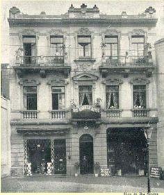 Iba Mendes: Antigos estabelecimentos comerciais de São Paulo -  Rua Marchel Deodoro, 44