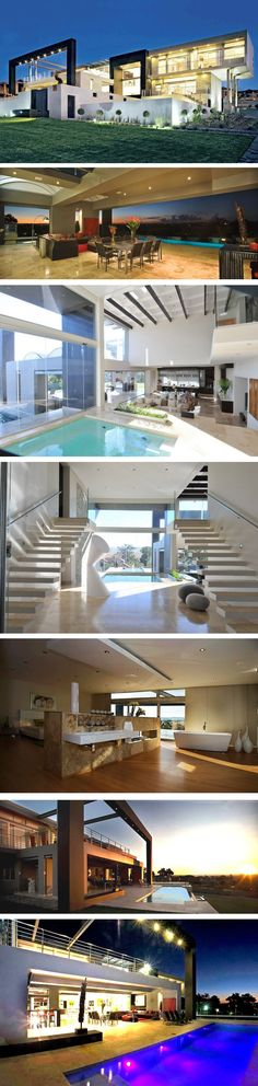 Modern House Design & Architecture : Joc Blue Hills Canada. Architects: Nico van der Meulen