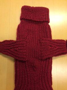 Neulottu koiran nuttu Novita Isoveli | Novita knits