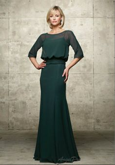 mother of the bride dress- diff color though