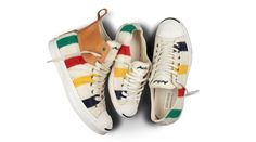 The Converse Hudson's Bay Co. Jack Purcell Sneaker Collection