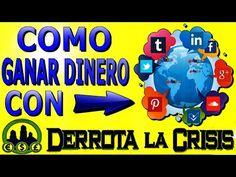 Como Ganar Dinero con Publicidad en tu Web, Blog, Facebook, YouTube, Twitter...  http://www.derrotalacrisis.com/curso-gratuito-para-ganar-dinero-en-internet-derrota-la-crisis/?afiliado=marketingcontentnet   #GanarDinero #CPA #SocialMedia