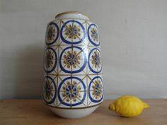 HUGE Michael Andersen & Sons  floor vase  abstract by danishmood