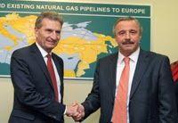 """EU- Energie Kommissar Oettinger: """"Griechenland kann ein Energietor werden"""""""